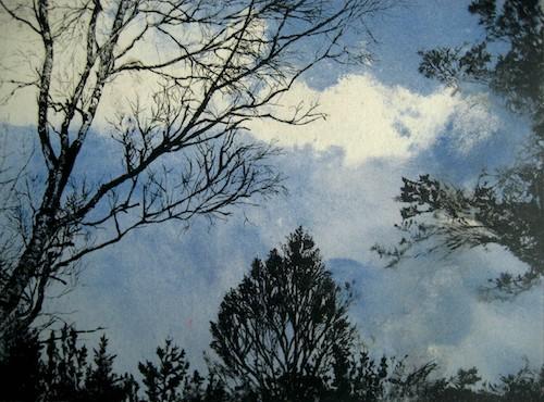 Blauw by Saskia Splinter